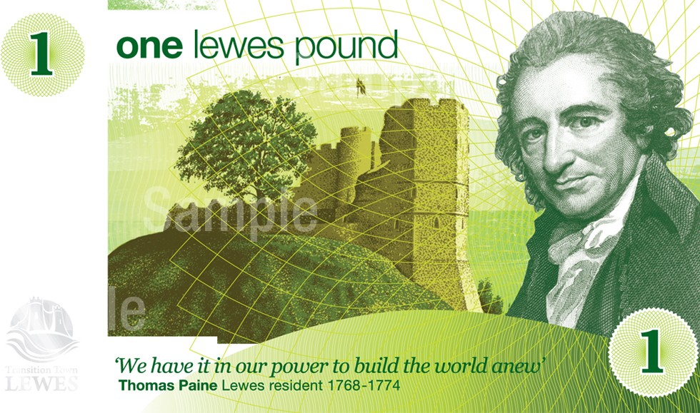 get lewes pounds the lewes pound