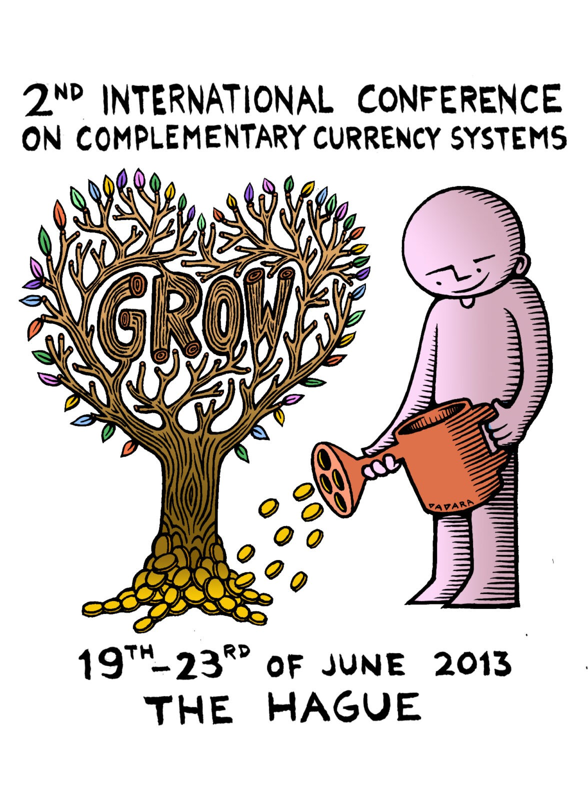 Conference on Complementary Currency Systems