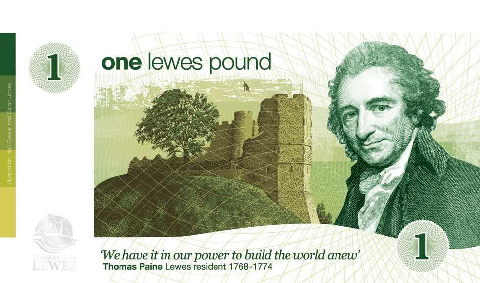 Lewes Pound image