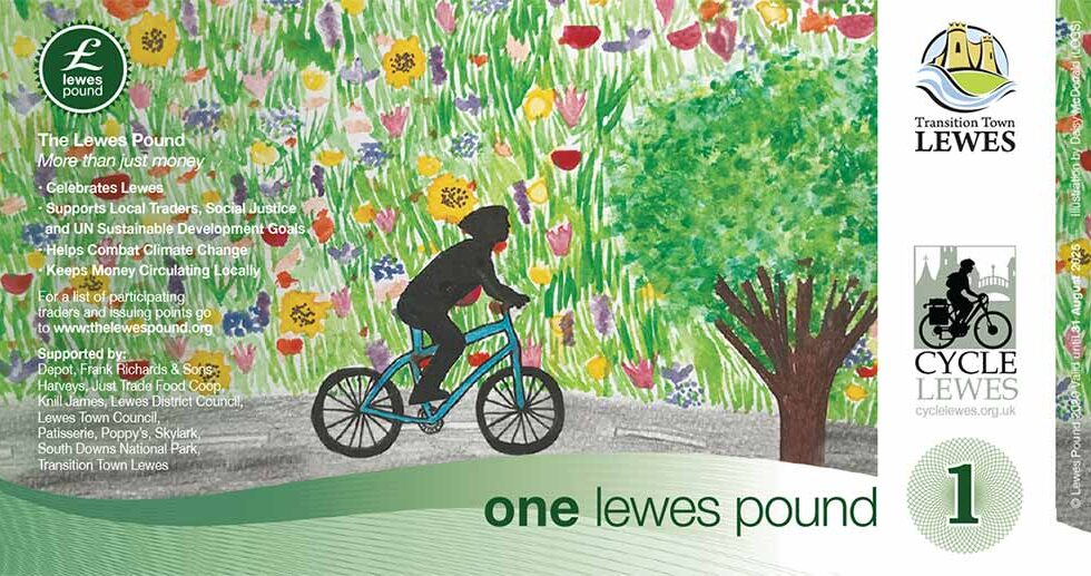 Lewes Pound 1 4th Edition Cycling image