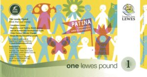 PATINA AND THE LEWES POUND
